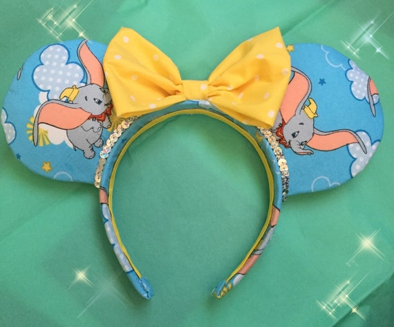 Dumbo Ears by SeaminglyShoppe on Etsy