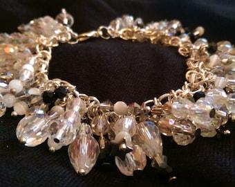 Sparkle Lavish charm bracelet
