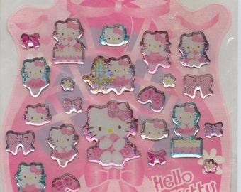 Sanrio HELLO KITTY Gem Stickers