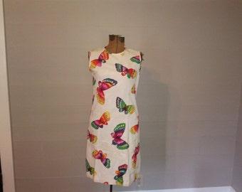 1960's Butterfly Dress