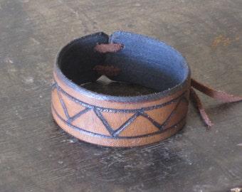 Leather Armband