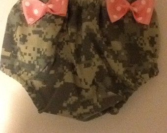 Army acu diaper cover