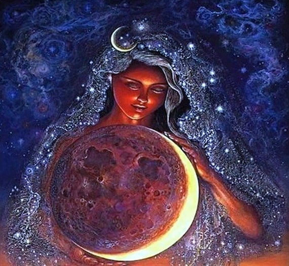 Lilith new moon goddess lunar horoscope reading by for Maitresse lilith
