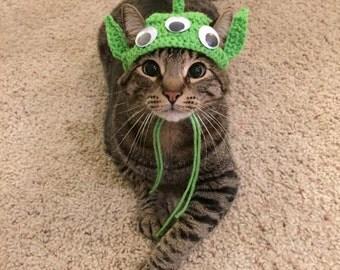 Alien Cat Costume