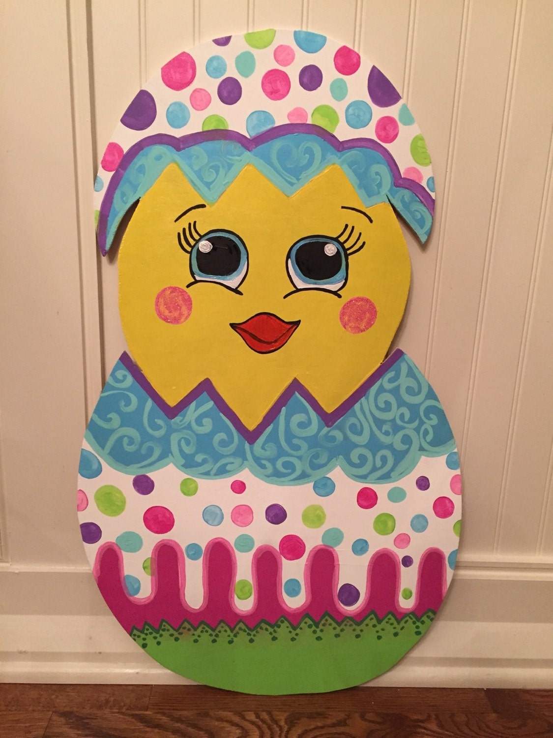 Easter Door Decor Easter Decor Easter By Onecraftywifey On