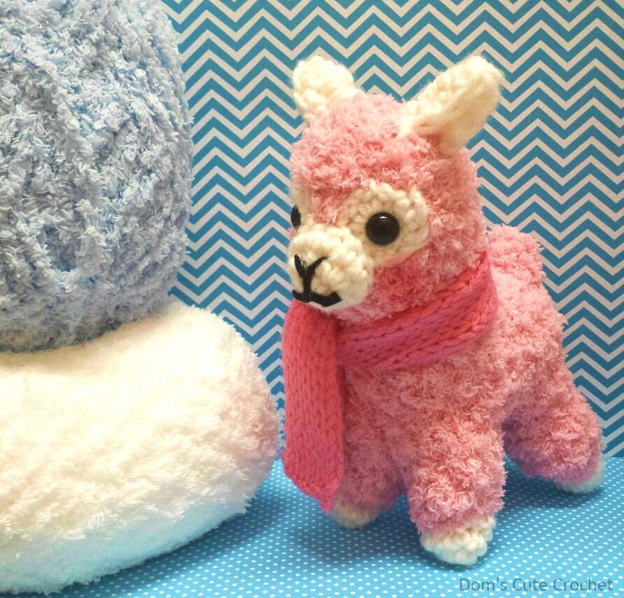 Amigurumi Alpacasso : Amigurumi alpacasso alpaca made to order