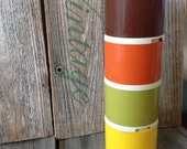 Vintage Retro Tupperware Harvest Set Spice Set of 4, Vintage New Tupperware With Labels