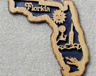 Florida State Plaque