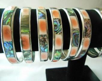 Abalone Bracelet Abalone Shell Bangles