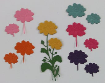 Kirby Blooms Flower Die Cuts