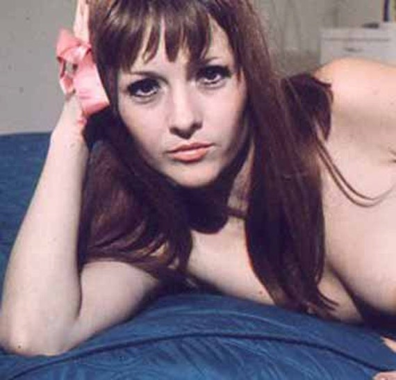 Nackte Studentinnen aus den 1970er Jahren