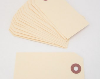 20 piece Set of Blank Manila Tags to add your personal touch of love, smile, and joy to your gifts.