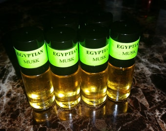 Egyptian Musk Type/ Body Oil