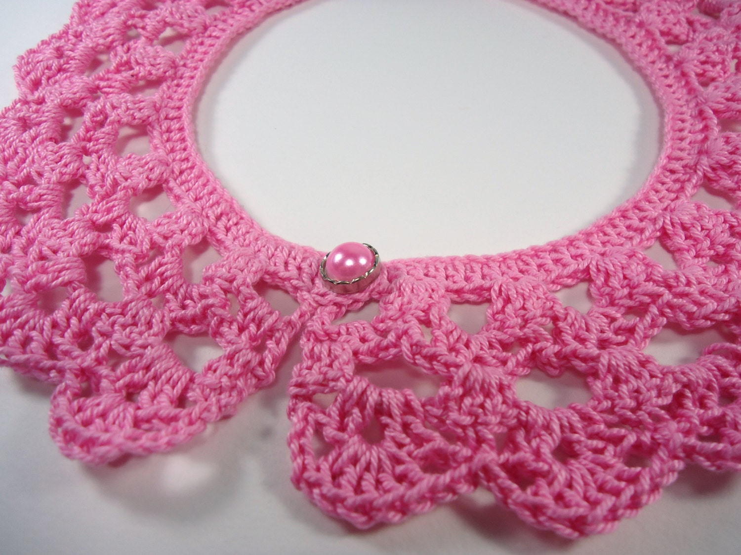 Crochet collar peter pan collar woman accessory baby neck zoom bankloansurffo Image collections