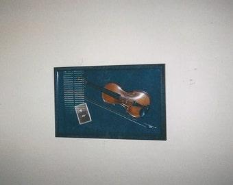 Dad's Violin