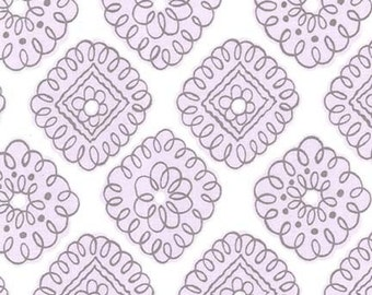 NEW PRICE! Michael Miller Whisper Collection Maybelle in Violet (pc6697-viol)