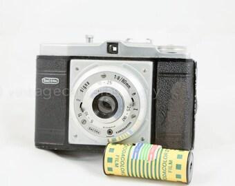pop out medium format camera, German