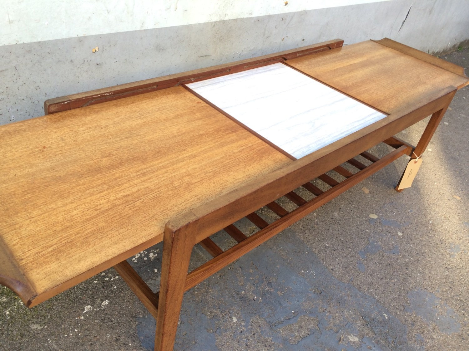 1970 39 S Remploy Extending Vintage Coffee Table By Erabrighton