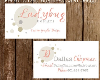 Business Card Prints - Double Sided