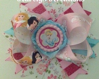 Princess bow, choose your princess