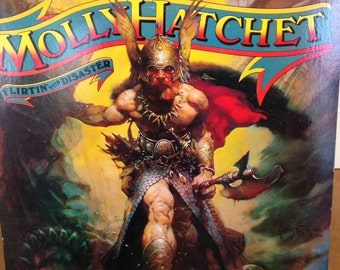 Unique Molly Hatchet Related Items Etsy