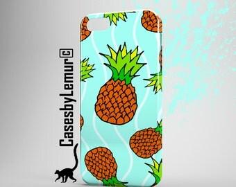 PINEAPPLE Phone Case Pineapple Print Iphone 5 case Pineapple Iphone 6 case Girly iphone case Tropical Print Iphone 5C Case Iphone 5s case