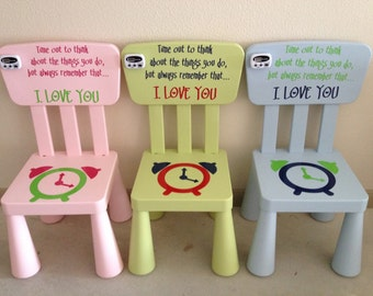 Time Out Chairs