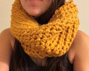 Hooded Cowl Scarf~
