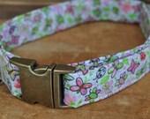 Dog Collar. Fabric Dog Co...