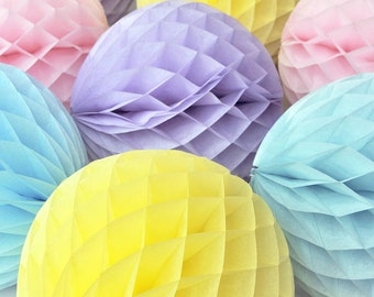 Tissue paper pom poms hand made  HONEYCOMB BALLS honeycomb paper ball tissue paper fan pompom paper hanging pom poms baby mobile baby shower
