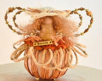 Copper Peace Fairy – One of a Kind