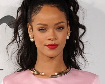 Popular Items For Rihanna Earring On Etsy