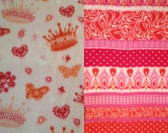 Dog/Cat Fleece Blanket(D165)