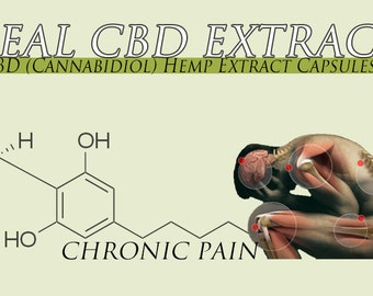 10 Bottles of 30 Capsules CBD Oil Extracted From Organically Grown Top Strains 1500MG CBD Chronic Pain Formula Terpene Enriched