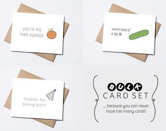 Bulk Card Set - Bundle - Great Deals!
