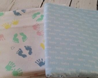 SALE Receiving Blankets for Boys Oversized Receiving Blanket