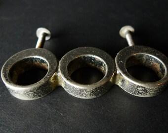 Vintage Brass Knuckles Etsy