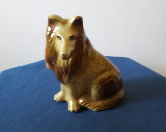 Vintage Made in Brazil #4156 Collie
