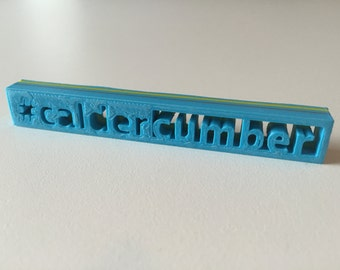 Small Size 3D Printed Hashtag Table Decoration / Wedding Accessory / Custom Options Available