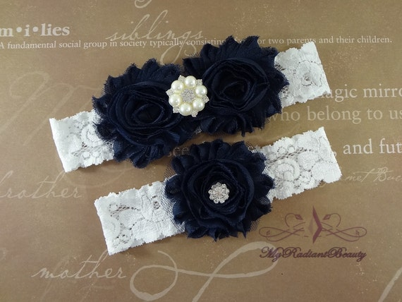Wedding Garter from Etsy