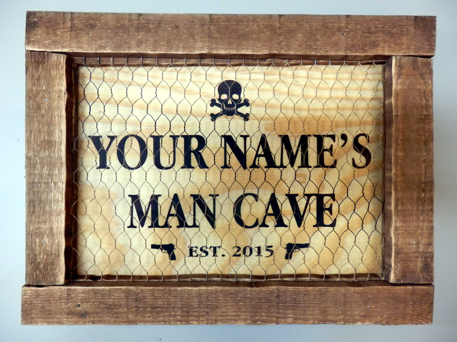 Man Cave Signs Canada : Wooden man cave signs the best