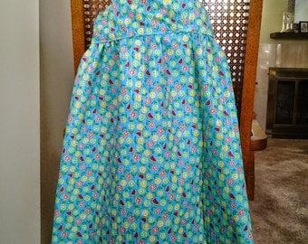 Toddler Summer Wrap Dress