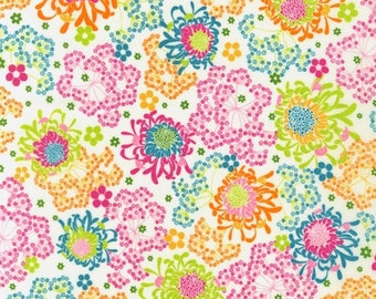 London Calling 3 13737 - 195  Bright Lawn  Sold By The 1/2 Yard