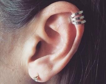 3-Ring Ear Cuff