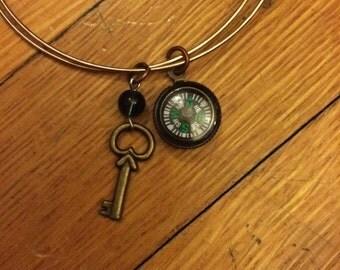 Bracelet- Lost and Found Metals Wish Bracelets