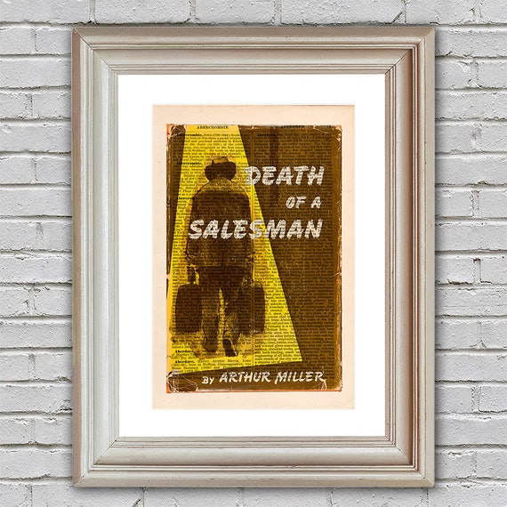 the symbolism of a car crash in death of a salesman by arthur miller Point of view in arthur miller's death of a salesman in death of a salesman arthur miller wrote far better than he to represent the car crash offstage.
