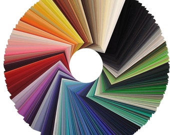 Cardstock Swatch --Up to 5 Colors