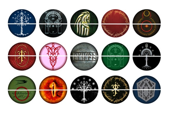 Symbolism Lord of The Rings Lord of The Rings Symbols