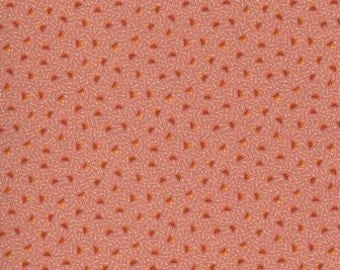 Thimbleberries - 3's Company Triangles on Pink Fabric