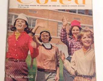 Co-ed Magazine September 1964